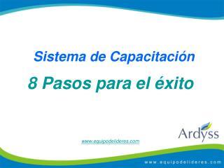 Sistema de Capacitaci�n