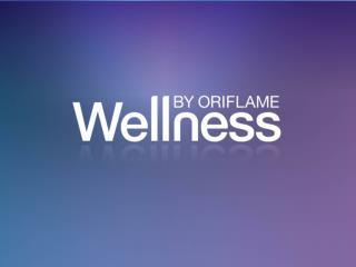 Wellness by Oriflame v ă prezintă cu mândrie