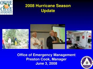 2008 Hurricane Season Update