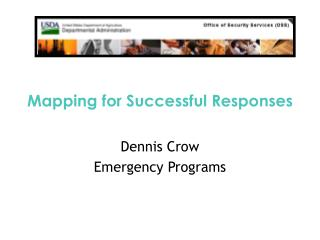 Mapping for Successful Responses
