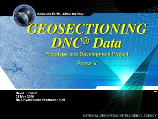 GEOSECTIONING DNC  Data