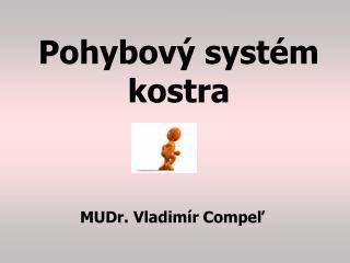 Pohybový systém   kostra