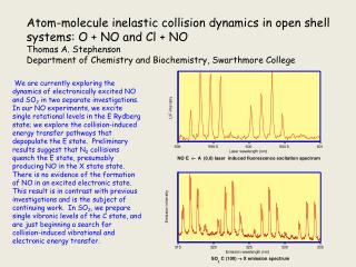 Atom-molecule inelastic collision dynamics in open shell  systems: O + NO and Cl + NO