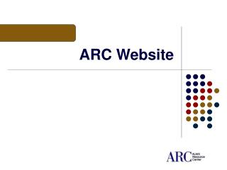 ARC Website