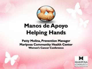 Manos de  Apoyo Helping Hands