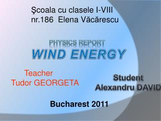 PHYSICS Report