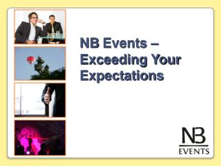 NB  Events – Exceeding Your Expectations