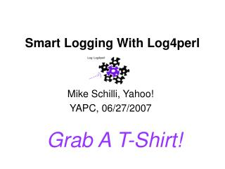 Smart Logging With Log4perl