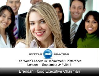 Brendan Flood Executive Chairman