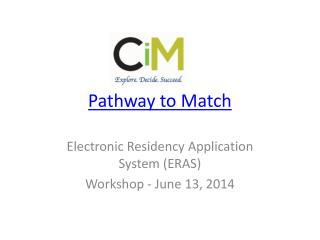 Pathway to Match
