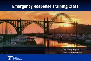 Emergency Response Training Class