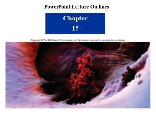 PowerPoint Lecture Outlines