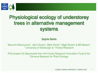 CCF : increasingly common alternative management system for British forests