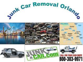 Junk Car Removal Orlando