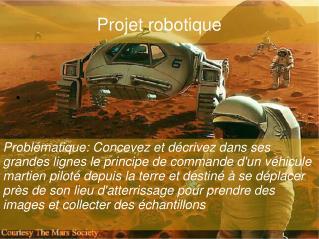 Projet robotique