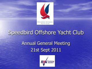Speedbird Offshore Yacht Club
