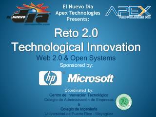 El Nuevo Día  Apex Technologies Presents: