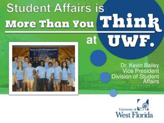 Student Affairs is