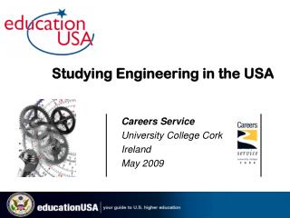 Careers Service University College Cork Ireland May 2009