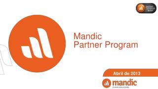 Mandic Partner Program