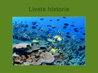 Livets historie