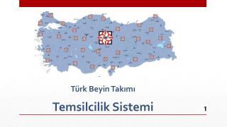 Türk Beyin Takımı T emsilcilik Sistemi