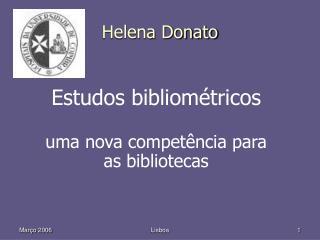 Helena Donato