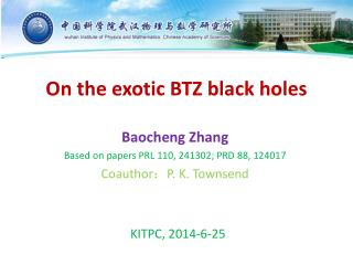 On the exotic BTZ black holes