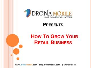 How To Grow Your Retail Business