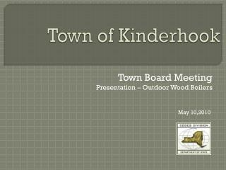 Town of Kinderhook