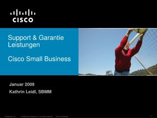 Support & Garantie Leistungen Cisco Small Business