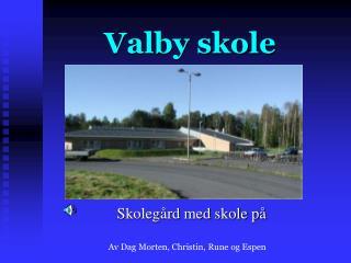 Valby skole