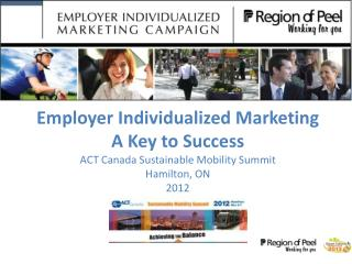 Overview Employer Individualized Marketing Process Employers Results Lessons Learned