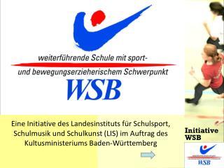 Initiative WSB
