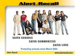 Protecting schools since March 2005