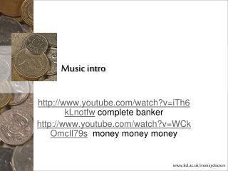Music intro
