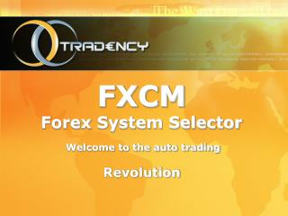 FXCM Forex System Selector