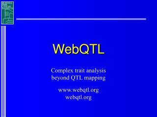 WebQTL