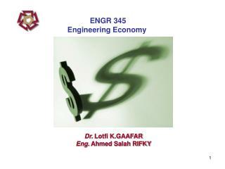 Dr.  Lotfi K.GAAFAR Eng.  Ahmed Salah RIFKY