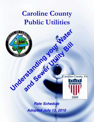 Caroline County Public Utilities