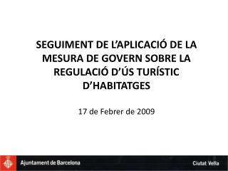 Mesura de Govern
