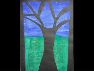 ''L'arbre du passé''