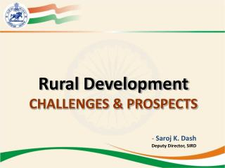 Rural Development CHALLENGES & PROSPECTS