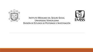 Presenta: Dr. Tomas Valdivieso  Nieve