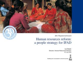 Human resources reform: a people strategy for IFAD