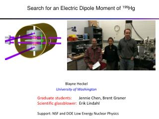 Search for an Electric Dipole Moment of  199 Hg