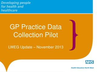 GP Practice Data Collection Pilot