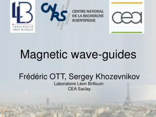 Magnetic wave-guides