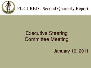 FL CURED - Second Quarterly Report