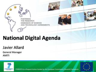 National  Digital Agenda